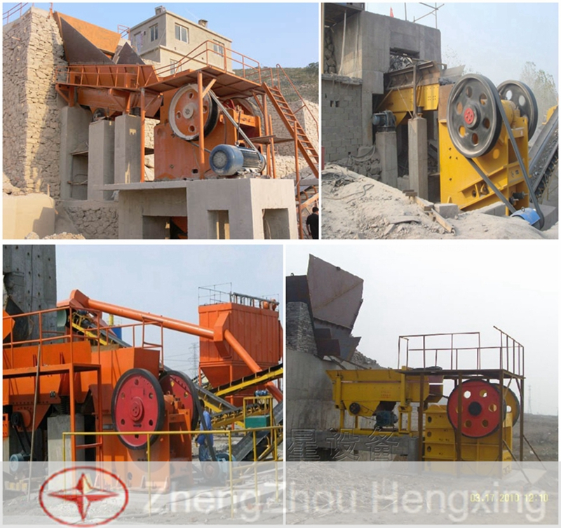 Used Jaw Crusher For Sale