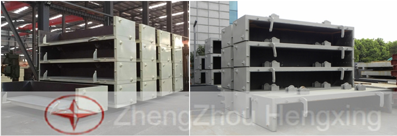 Mould For Small Brick Making Machine
