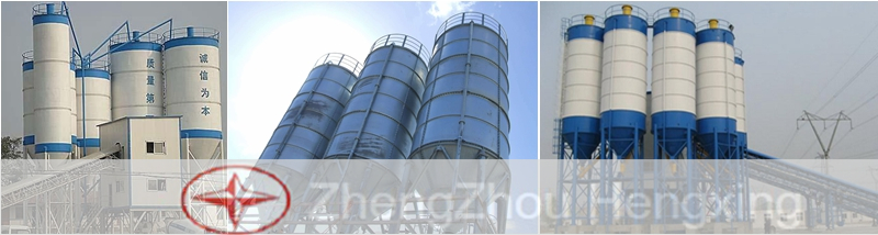 Feeders And Storage Silos