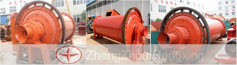 Energy Save Ball Mill