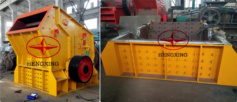 Hengxing Ore Stone Crusher Machine