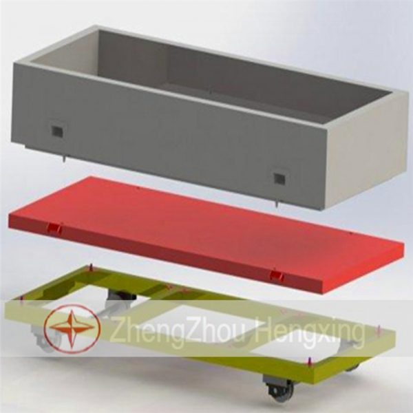 Mould, Mould Base Plate For AAC Plant