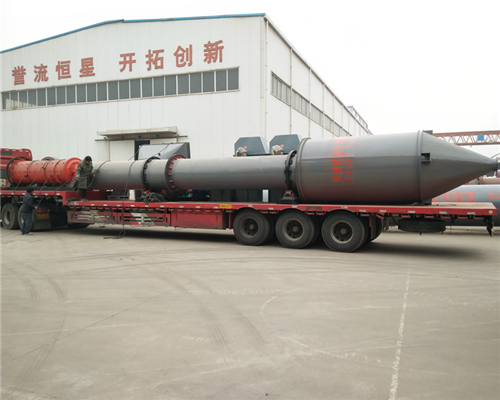 Delivery of Hengxing Powder Making Production Line